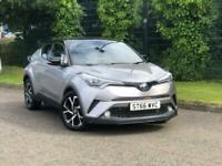 2017 Toyota C-HR Dynamic 1.8 Hybrid CVT Auto 5dr SUV Hybrid Automatic