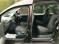 2017 Volkswagen CADDY LIFE 2.0 TDI 5dr WHEELCHAIR ACCESSIBLE VEHICLE DISABLED MO