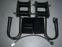 1970-1981 Camaro Rear Leaf Spring Installation Kit