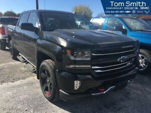 2018 Chevrolet Silverado 1500 LTZ  REDLINE EDITION/ Z71 OFF ROAD