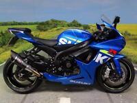 Suzuki GSXR600 2015 MOTO GP **ONE OWNER 1623 MILES!**