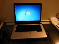 Used Toshiba L300D  Dual Core Laptop with Webcam and Wireless
