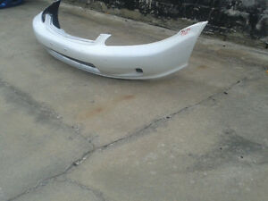Used factory front bumper from a 1996-00 Honda Civic  (BP0203) Belleville Belleville Area image 4