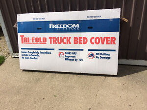 Tonno cover for 2005  Chev 8 foot box
