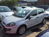 Fiat punto Evo 1.4 sport 61 plate