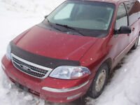 2000 ford windstar parting out