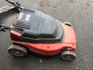 Battery Power Lawn Mower