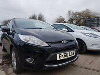 Ford Fiesta 1.6TDCi ( 95ps ) 2010.5MY Zetec 2 OWNERS ONLY