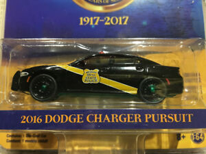 GreenLight 2016 Dodge Charger Michigan Police Green Machine