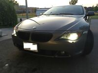 2004 BMW 6-Series Coupe (2 door) - Mint Condition