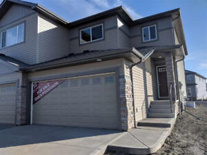 Brand New Quick Possession Luxury Property With Double Garage!