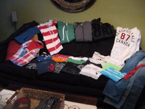 Boys pants, t-shirts, hoodies for sale