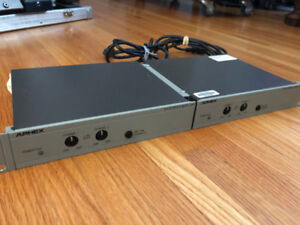 Aphex 124A Two-Channel Audio Level Interface