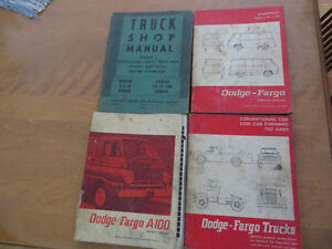 Dodge fargo service manual