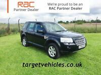 LAND ROVER FREELANDER 2 Td4 2.2 GS ~ONLY 47551 MILES WITH FULL SERVICE HISTORY~