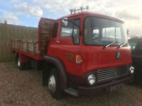 1971 BEDFORD TK TURCK 6 CYL PETROL 14 FT BODY MAY PX