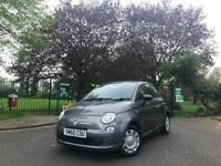 2010 Fiat 500 1.2 Pop S/S 3 Door Petrol Manual - Full Service History + Two Keys