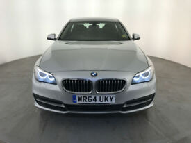 2014 64 BMW 520D SE AUTO DIESEL SALOON 1 OWNER BMW SERVICE HISTORY FINANCE PX