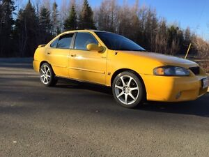 NEED GONE: 2003 Sentra Spec v Ser