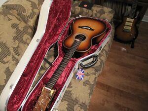 Parlor Guitar Pellerin acoustic accoustique