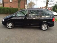 Automatic +VW SHARAN SE 1.9 TDI + 7 SEATS + FULL MOT