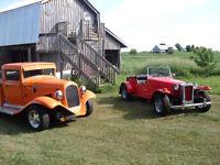 Roadstor 1931