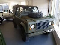 Land Rover 90 Defender 2.5D Hard Top