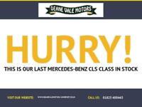 2007 57 MERCEDES-BENZ CLS CLASS 3.0 CLS320 CDI 4D AUTO 222 BHP DIESEL