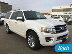 2017 Ford Expedition Limited  Load Level, BLIS, Moonroof, Nav, S
