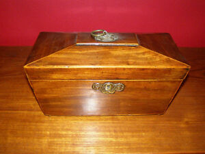 Collection of Antique Boxes - Tea Caddies Lapdesks Knife Boxes London Ontario image 7