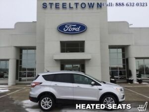 2017 Ford Escape SE  - Certified - Bluetooth -  Heated Seats - $