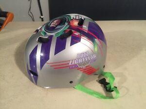 Youth toy story bike helmet asking $15