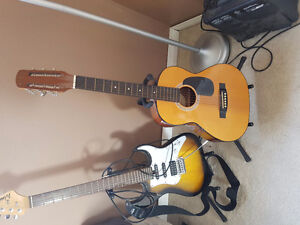Electric and acoustic