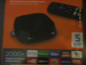 ROKU 2 STREAMING 1500 PLUS CHANNELS TO CHOOSE FROM Stratford Kitchener Area image 3