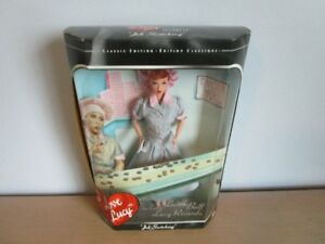 Vintage 1998 Mattel I LOVE LUCY Collector Doll Classic Edition