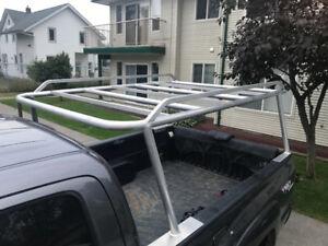 Custom Aluminum Roof Rack for Toyota Tacoma