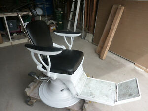 Antique Dental Chair(Ritter)Best Reasonable Offer
