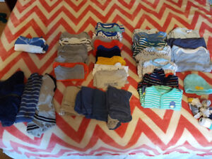 Boy's Clothing - 0 to 3 Month Old