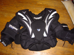 Vaughn v5  pro chest protector