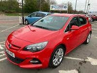 2015 15 VAUXHALL ASTRA 1.4L LIMITED EDITION 5D 140 BHP