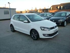 2013 13 VOLKSWAGEN POLO 1.2 MATCH EDITION 5DR
