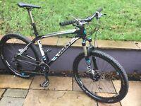 Giant talon 0 mountain bike 27.5 650b