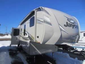 2018 Jayco Eagle HT 5th 30.5CKTS