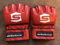 MMA - STRIKEFORCE GLOVES - RARE - XL