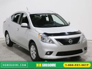 2013 Nissan Versa SV AUTO MAGS A/C GR ELECT BLUETOOTH CRUISE CON