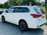 2016 Mitsubishi Outlander 2.0h 12kWh GX4h CVT 4WD (s/s) 5dr Auto SUV Petrol Plug
