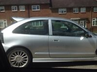 MGZR 1.4 04 plate swap for a 80 motorbike or sell