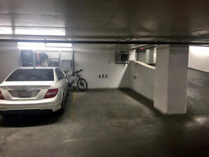 Downtown Heated Parking Stall For Sale!
