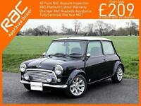1998 Rover Mini Cooper 1.3i SPORT LE BSCC LIMITED 4 Speed Full Leather Very Rare