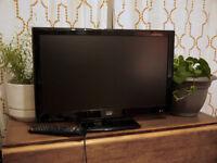 """23"""" Fluid Flat Screen TV $75 OBO"""